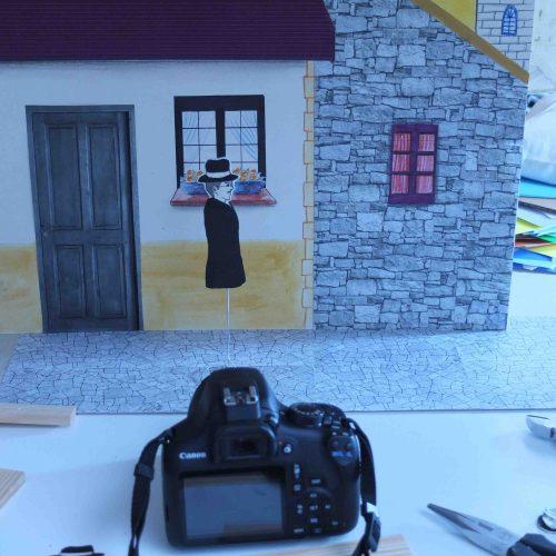 Film d'animation - Fernando dîne en ville