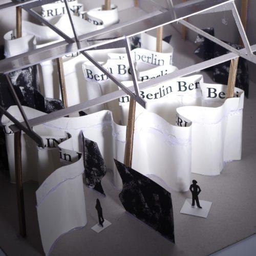 Typographie et scénographie