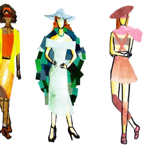 STD2A-Initiation à la figurine de mode