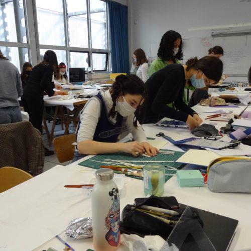 STD2A- Atelier Reliure